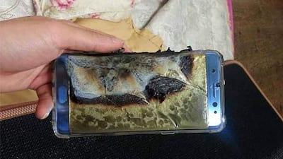 Mesmo com problemas, mais de 1 milh�o de Galaxy Note 7 n�o foram trocados