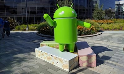 Google libera vers�o beta do Android 7.1