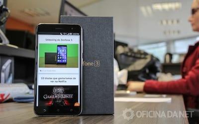[V�deo] Review Zenfone 3