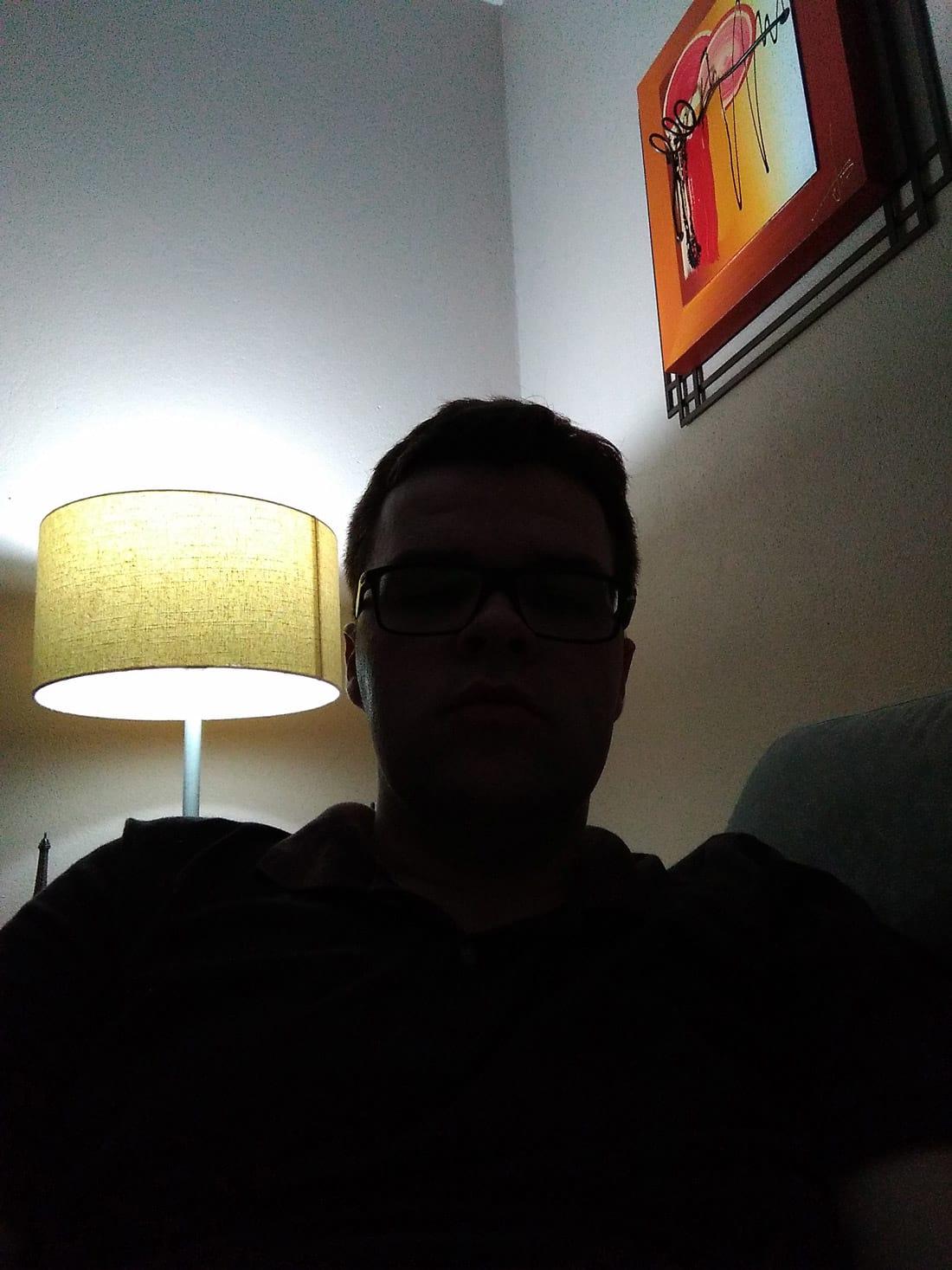 Zenfone 3 - Câmera frontal