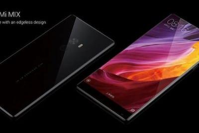 Xiaomi lan�a seu Mi MIX, com tela gigante