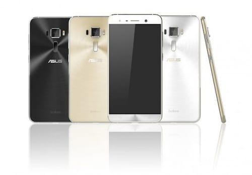 Zenfone 3 frente a frente com os concorrentes