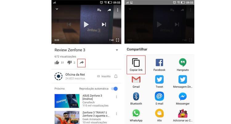 Como baixar vídeos do YouTube pelo celular?