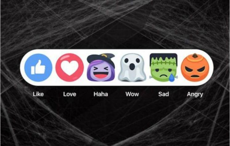 Dias das Bruxas também no Facebook!