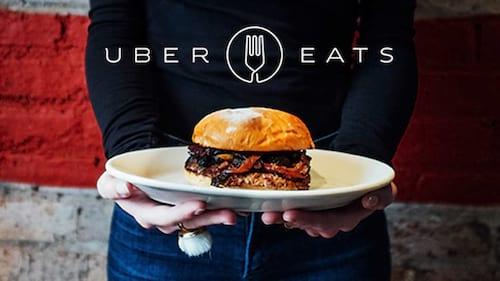 Uber de entrega de comidas será lançado no Brasil em breve