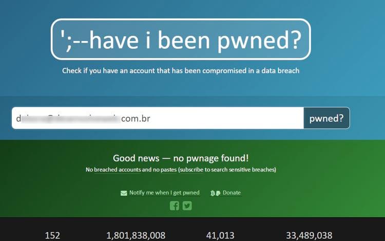Veja se seus dados já foram vazados em um ataque hacker