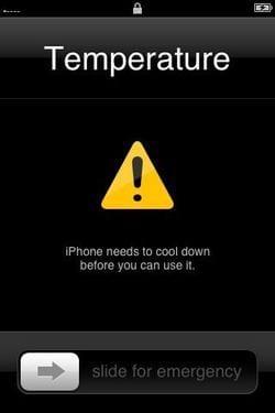 Por que meu smartphone esquenta?