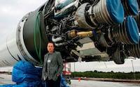 A história de Elon Musk