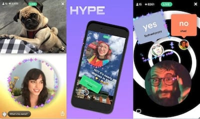 Criadores do Vine lançam Hype, para streaming de vídeo