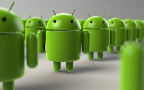 Praticamente 9 em cada 10 aparelhos usa Android