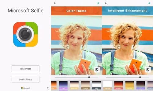 Enfim, Microsoft Selfie chega para Android