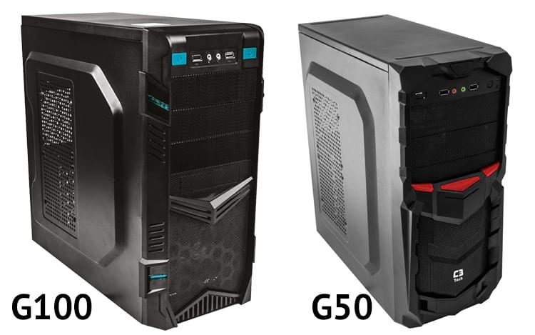 C3 Tech traz gabinetes e fontes robustas a custo acessível