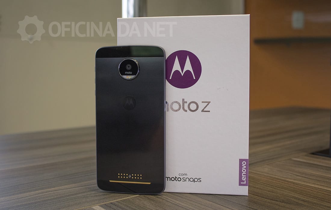 Review Moto Z + Moto Snaps [vídeo]