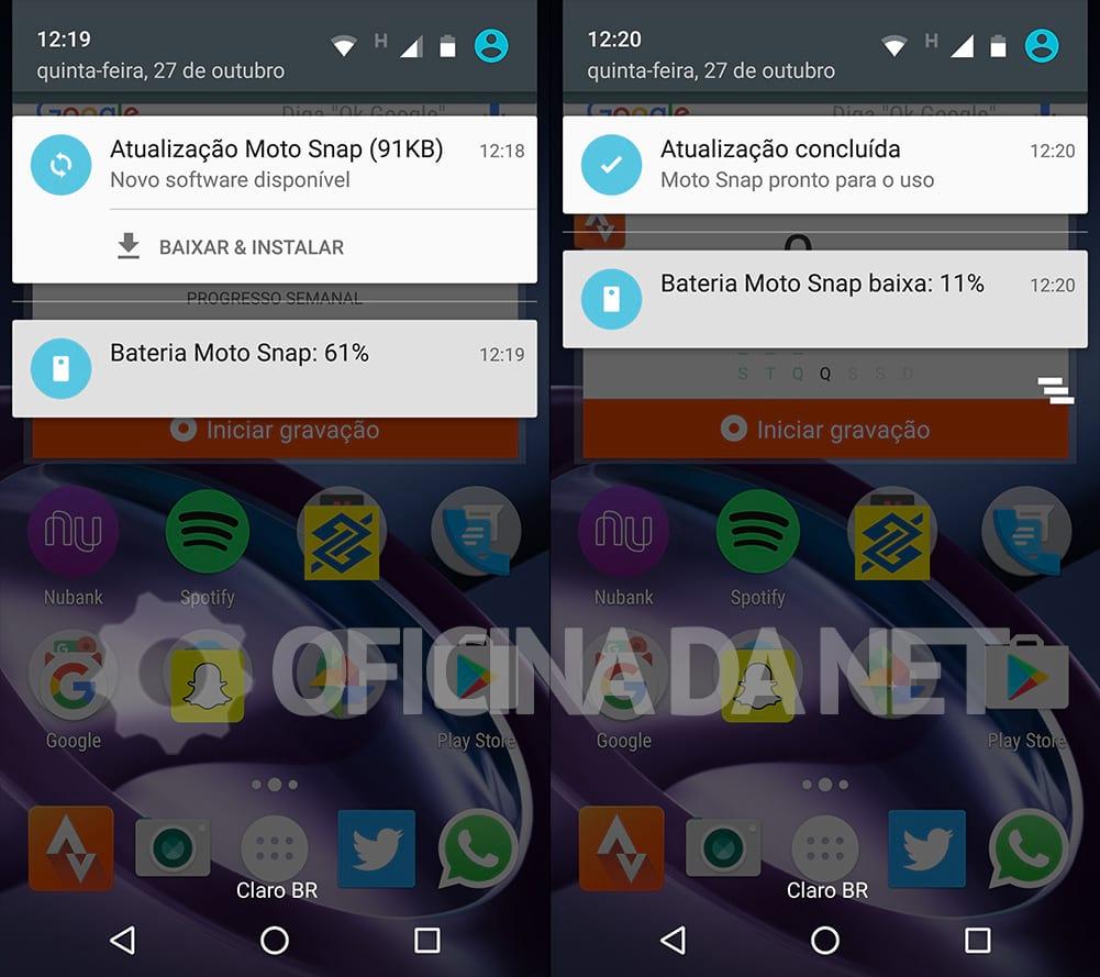 [Vídeo] Review Moto Z + Moto Snaps
