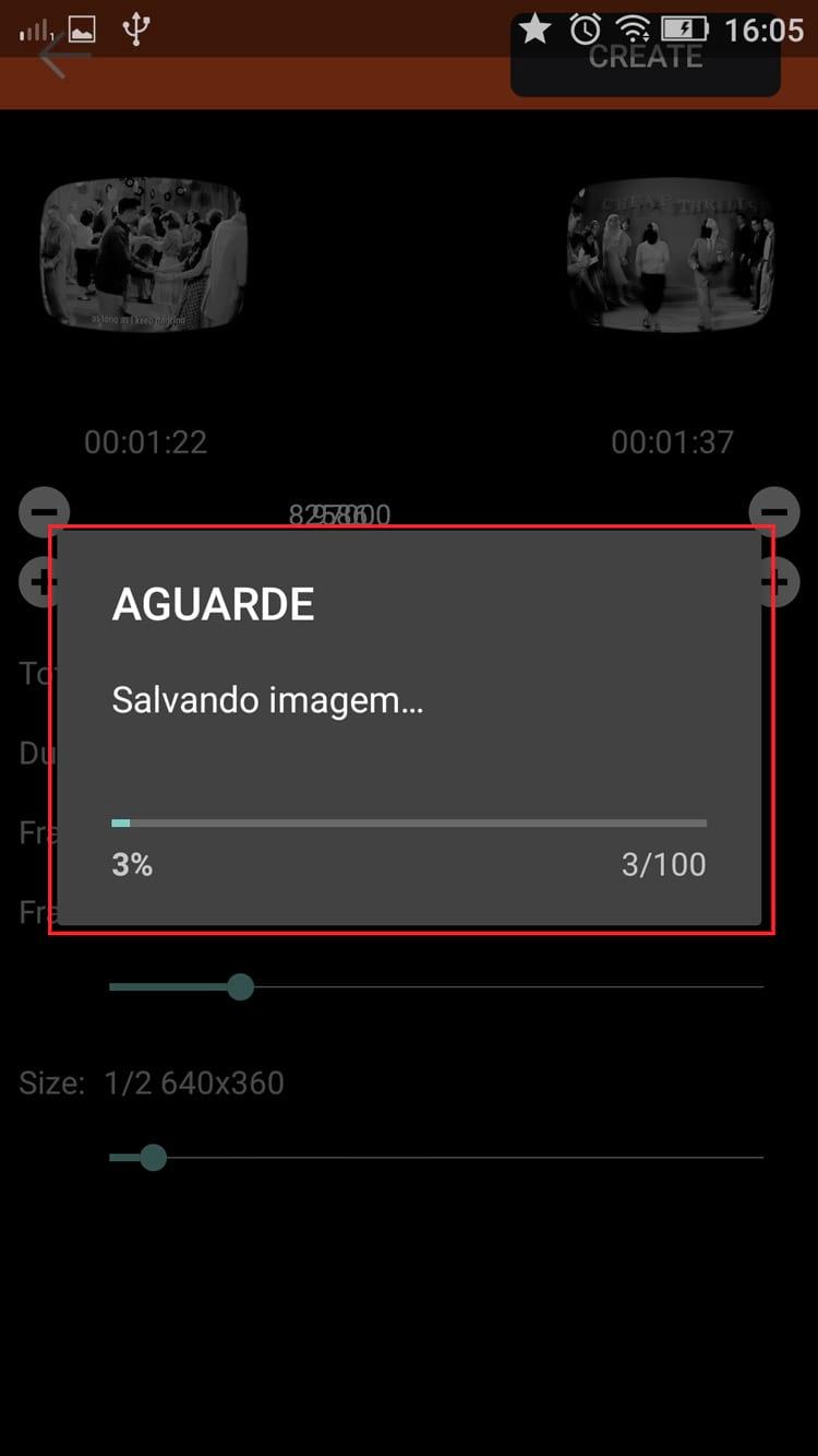 Como transformar vídeos em GIFs pelo celular?