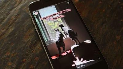 Instagram disponibiliza três novidades para Stories: boomerang, mentions e links