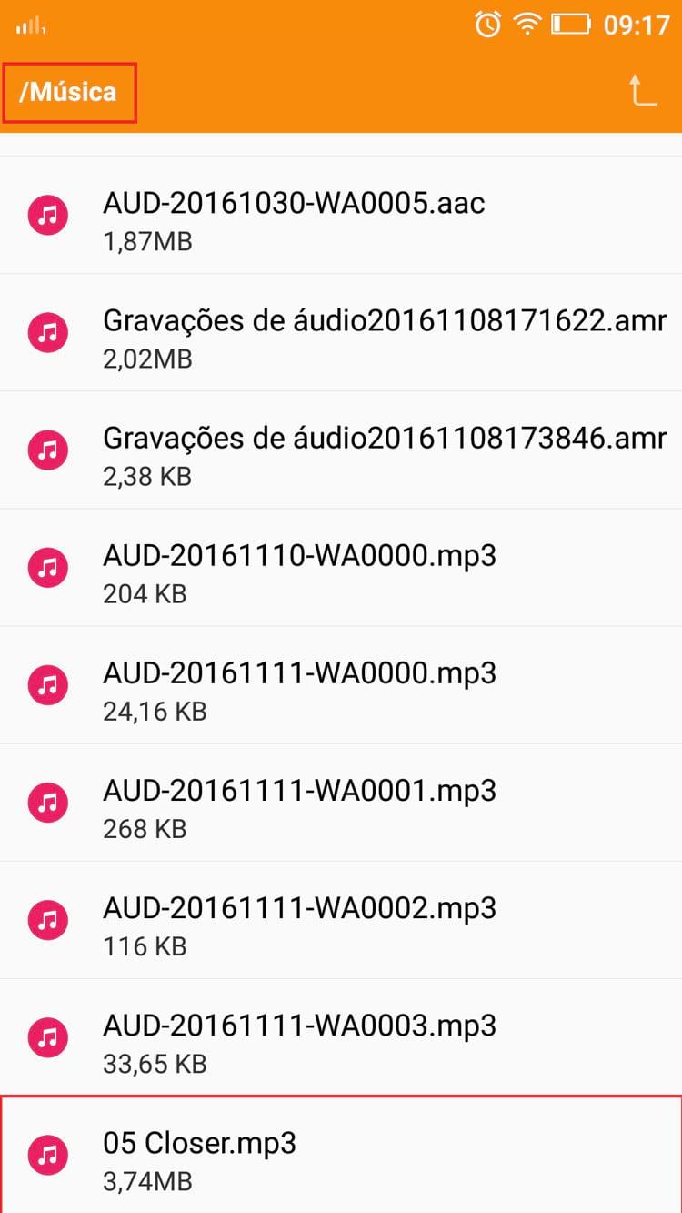 Como baixar músicas no Android