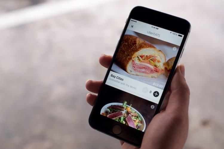 UberEats está prestes a chegar no Brasil. Serviço de entrega de comidas funcionará de forma semelhante ao