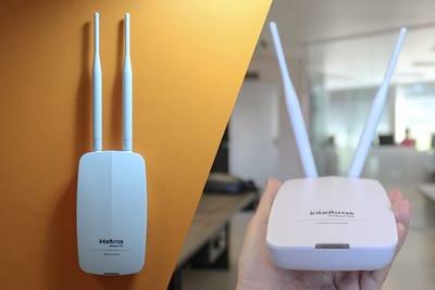 Review do roteador Intelbras HotSpot 300
