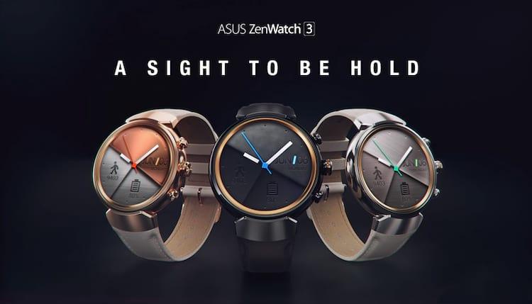 ZenWatch 3 da ASUS já pode ser encontrado no Brasil