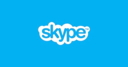 Skype apresenta problemas nesta sexta