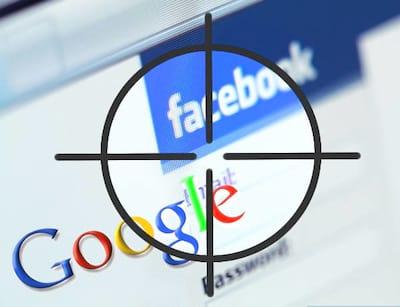 Google e Facebook querem acabar com anúncios em notícias falsas
