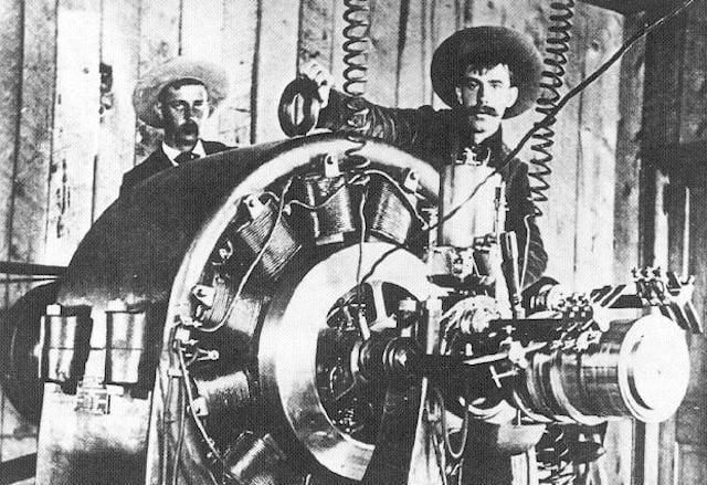 b84c2b3e9b6 Corrente Alternada foi fundamental para muitas das invenções de Tesla  (Imagem  Reprodução Internet