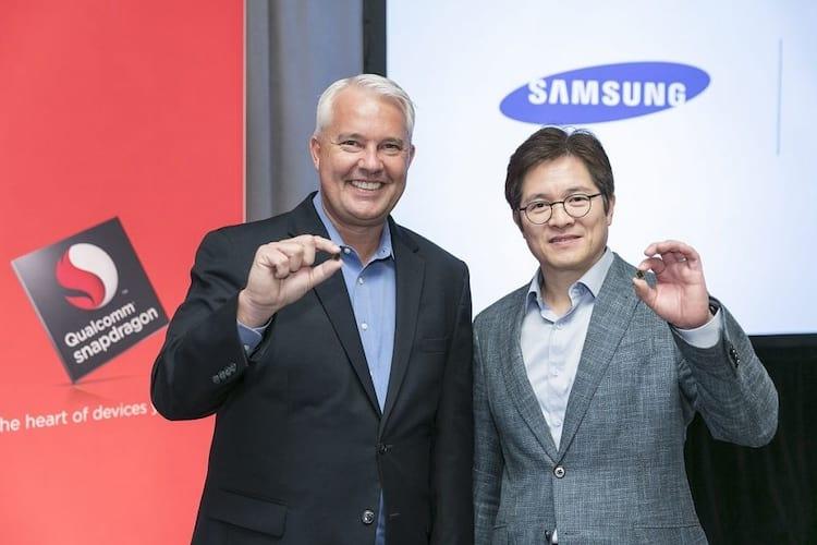 Snapdragon 835 será produzido em 10 nm pela Samsung