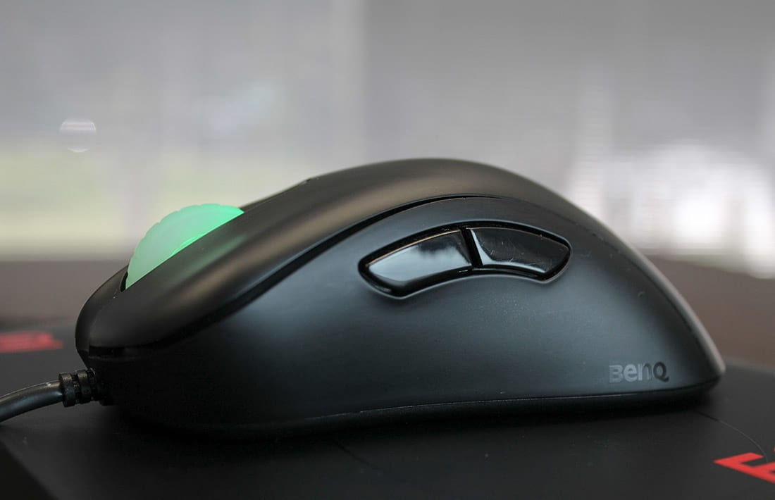 Review: Mouse Logitech G502 Proteus Core
