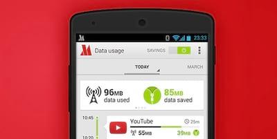 Como aumentar seu plano de dados em 50% com o uso de um app