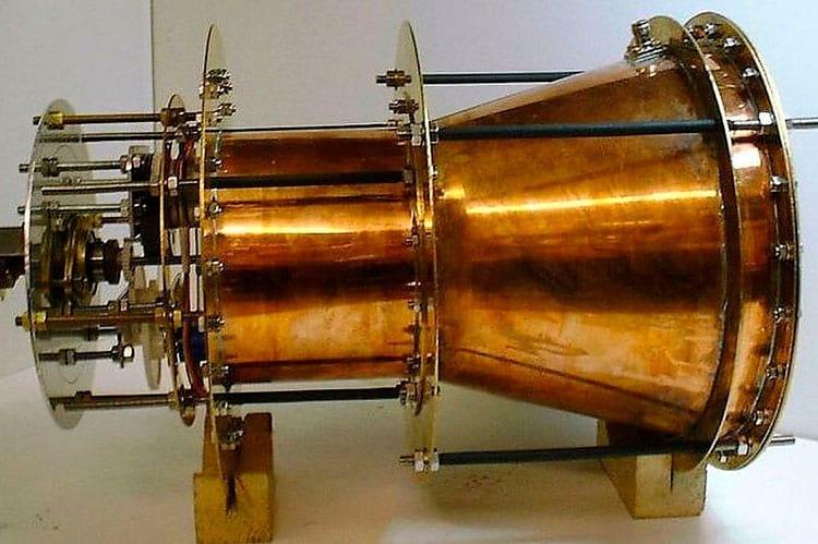 Protótipo do motor