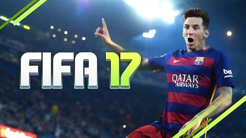 Prepare-se! Fifa 17 grátis para jogar neste final de semana