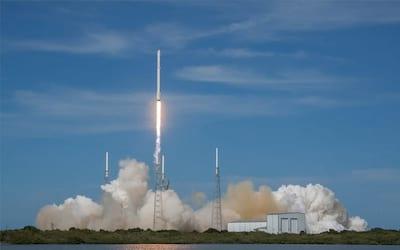 SpaceX fecha acordo com NASA para lançamento de satélite em 2021