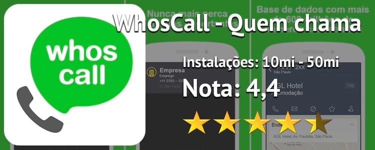 5 apps para saber 'Quem está me ligando' - Who's Calling