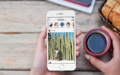Instagram passa a avisar sobre prints em fotos e vídeos