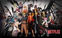Os 30 melhores animes da Netflix