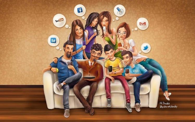 Comportamento nas redes sociais: o que publicar e o que não publicar