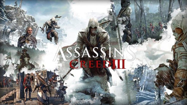 Ubisoft oferece Assassin's Creed 3
