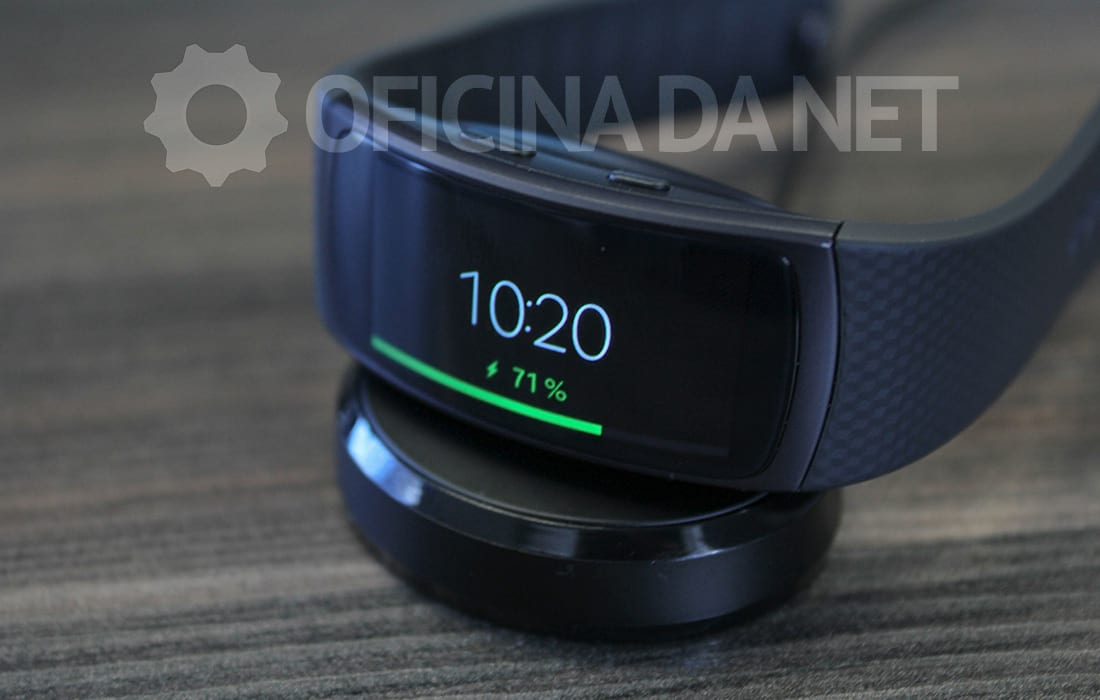 Galaxy Gear Fit 2 - Review