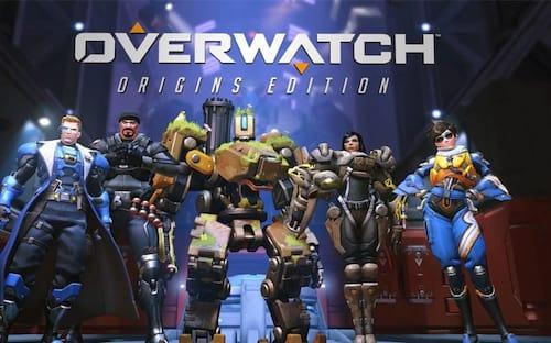 Overwatch recebe o Oscar dos videogames
