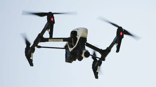 Apple usa drones para agilizar mapeamento de cidades