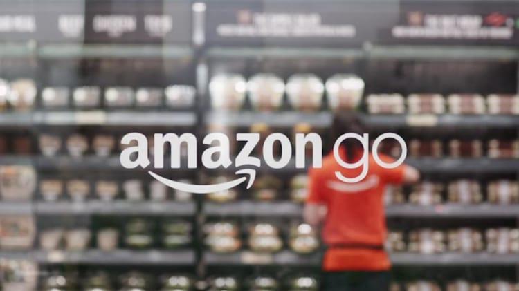 Amazon lança supermercado sem atendentes