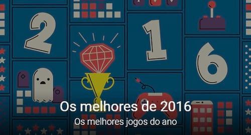 Os melhores jogos de smartphones de 2016 para Android