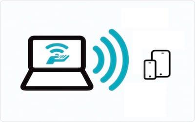 Como compartilhar internet com seu smartphone via Wi-fi