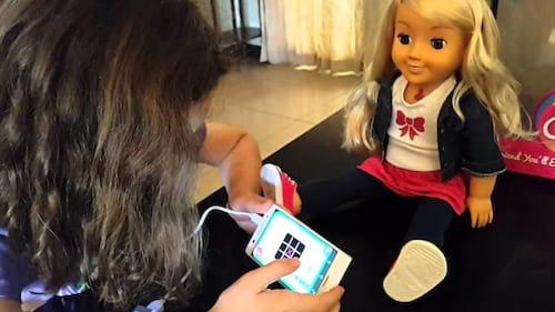 Brinquedos conectados podem estar espionando crianças