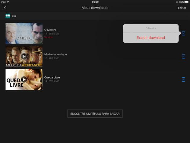 Netflix: é possível assistir os filmes baixados após eles terem expirado da plataforma?