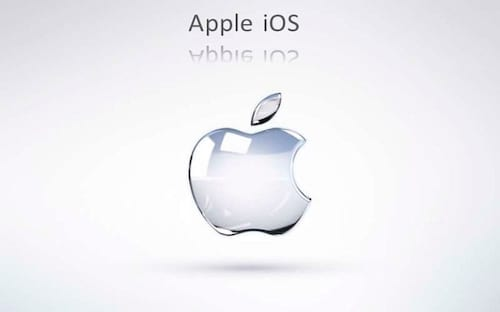 A história do iOS
