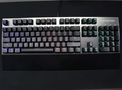 Review teclado Motospeed CK108, o melhor teclado mecânico de entrada?