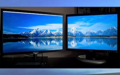 Como colocar resoluções diferentes em 2 monitores