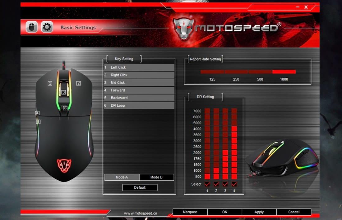 Review: Mouse Motospeed V30, o melhor Custo x Benefício do mundo?